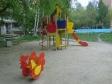 Екатеринбург, пер. Коллективный, 11: детская площадка возле дома