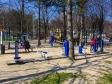 Краснодар, ул. Атарбекова, 24: детская площадка возле дома