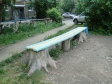 Екатеринбург, ул. Санаторная, 5А: площадка для отдыха возле дома