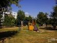 Тольятти, ул. Свердлова, 29: детская площадка возле дома