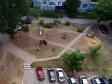 Тольятти, ул. Есенина, 12: детская площадка возле дома