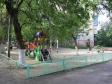 Краснодар, ул. Герцена, 182: детская площадка возле дома