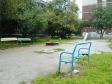 Екатеринбург, ул. Сулимова, 63: площадка для отдыха возле дома