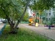 Екатеринбург, ул. Белинского, 152 к.2: детская площадка возле дома