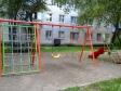 Екатеринбург, ул. Белинского, 152 к.2: спортивная площадка возле дома