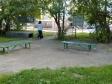 Екатеринбург, ул. Щорса, 56А: площадка для отдыха возле дома