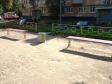 Екатеринбург, ул. Агрономическая, 33: площадка для отдыха возле дома