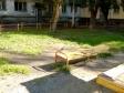 Екатеринбург, ул. Ферганская, 14: площадка для отдыха возле дома