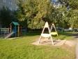 Екатеринбург, ул. Санаторная, 37: детская площадка возле дома