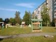 Екатеринбург, пер. Малахитовый, 8: детская площадка возле дома