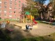Екатеринбург, ул. Ляпустина, 13: детская площадка возле дома