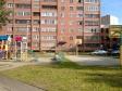 Екатеринбург, пер. Дизельный, 33: спортивная площадка возле дома