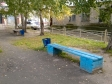 Екатеринбург, Okruzhnaya st., 2: площадка для отдыха возле дома