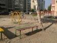 Екатеринбург, ул. Красина, 3А: площадка для отдыха возле дома