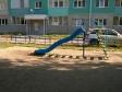 Екатеринбург, пер. Коллективный, 6: спортивная площадка возле дома