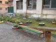 Екатеринбург, ул. Аптекарская, 39: площадка для отдыха возле дома