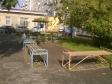 Екатеринбург, Mashinnaya st., 42/1: площадка для отдыха возле дома