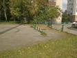 Екатеринбург, ул. Машинная, 51: площадка для отдыха возле дома