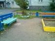 Екатеринбург, ул. Селькоровская, 106: площадка для отдыха возле дома