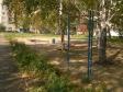 Екатеринбург, ул. Чкалова, 137: спортивная площадка возле дома
