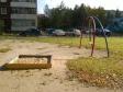 Екатеринбург, проезд. Решетникова, 14: детская площадка возле дома