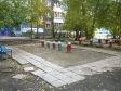 Екатеринбург, проезд. Решетникова, 14: площадка для отдыха возле дома