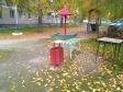Екатеринбург, ул. Колхозников, 89: площадка для отдыха возле дома