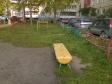 Екатеринбург, ул. Бисертская, 25: площадка для отдыха возле дома