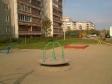 Екатеринбург, ул. Бисертская, 16 к.3: детская площадка возле дома