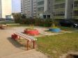 Екатеринбург, ул. Бисертская, 16 к.3: площадка для отдыха возле дома