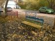 Екатеринбург, ул. Бисертская, 8: площадка для отдыха возле дома
