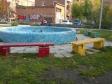 Екатеринбург, ул. Бисертская, 2А: площадка для отдыха возле дома