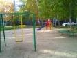 Екатеринбург, ул. Амундсена, 68: детская площадка возле дома