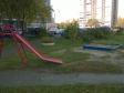 Екатеринбург, ул. Московская, 214/2: детская площадка возле дома