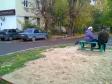 Екатеринбург, ул. Фрунзе, 67: площадка для отдыха возле дома