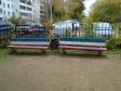 Екатеринбург, ул. Московская, 215А: площадка для отдыха возле дома