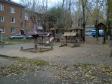Екатеринбург, Menzhinsky st., 1А: детская площадка возле дома