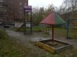 Екатеринбург, Surikov st., 4: детская площадка возле дома