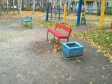 Екатеринбург, пер. Трактористов, 13: площадка для отдыха возле дома