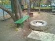 Екатеринбург, ул. Степана Разина, 51: площадка для отдыха возле дома