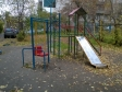 Екатеринбург, ул. Чапаева, 30: детская площадка возле дома