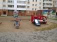 Екатеринбург, ул. Чапаева, 23: детская площадка возле дома