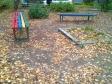Екатеринбург, ул. Фрунзе, 20: площадка для отдыха возле дома