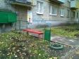 Екатеринбург, ул. Белинского, 118: площадка для отдыха возле дома