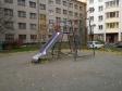 Екатеринбург, ул. Чапаева, 16А: детская площадка возле дома