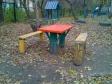 Екатеринбург, ул. Посадская, 81А: площадка для отдыха возле дома