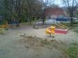 Екатеринбург, ул. Московская, 80: детская площадка возле дома