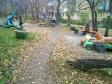 Екатеринбург, ул. Посадская, 55: детская площадка возле дома