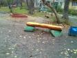 Екатеринбург, ул. Посадская, 55: площадка для отдыха возле дома