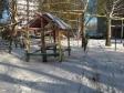Екатеринбург, ул. Альпинистов, 24А: площадка для отдыха возле дома
